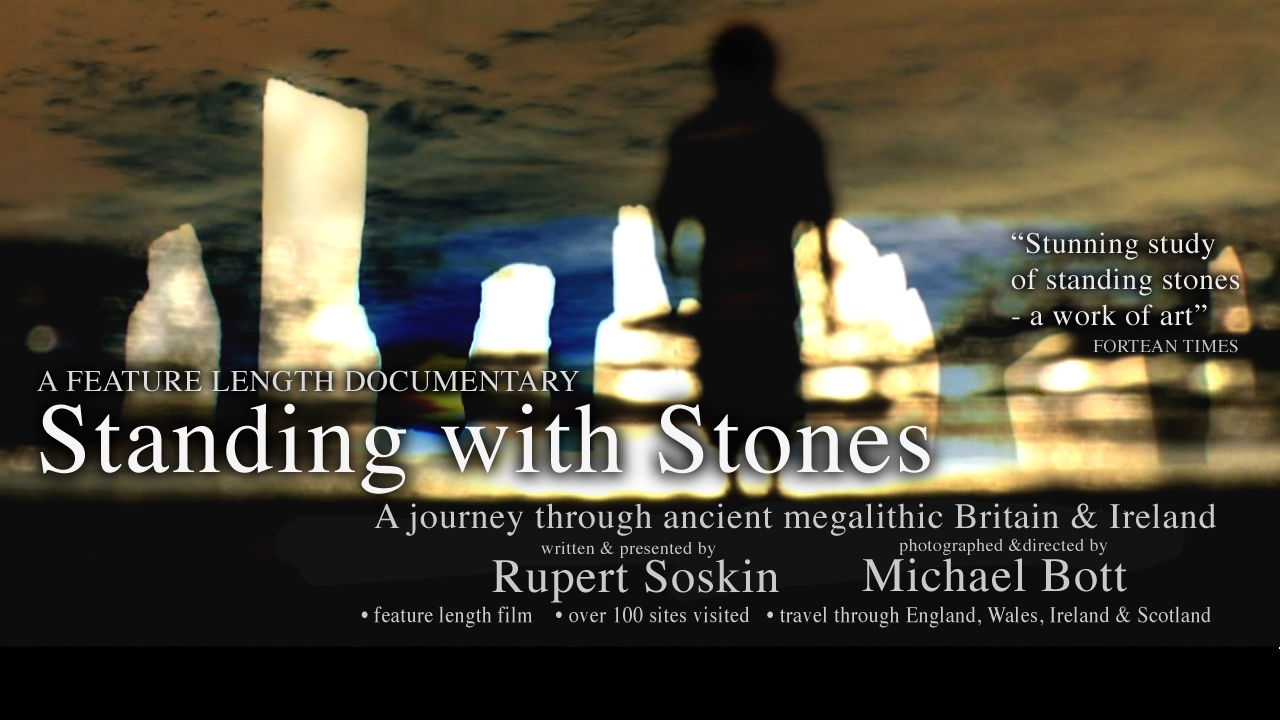 'Standing with Stones' accepted for 2010 Archeology Channel Film Festival
