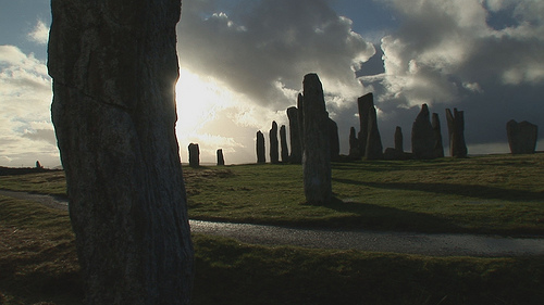 Magic at Callanish