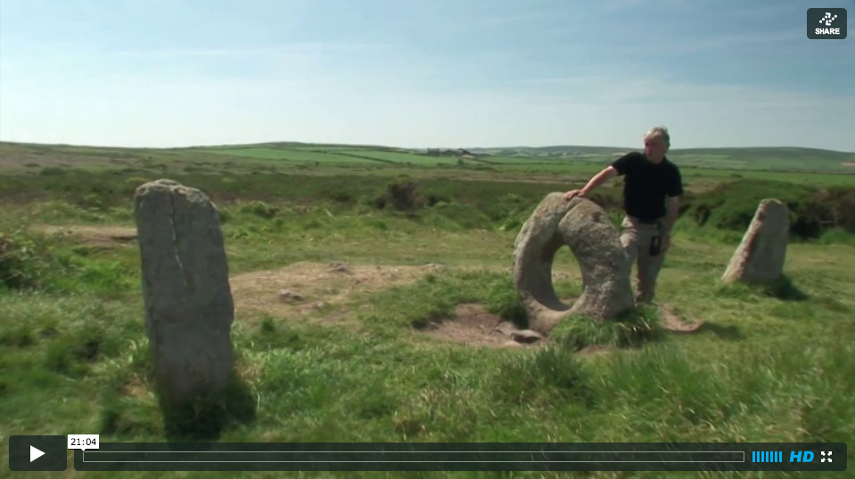 Standing Stones of Britain & Ireland in a feature length film