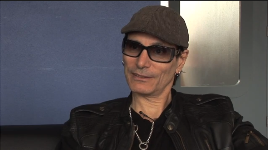 Steve Vai gets ontological