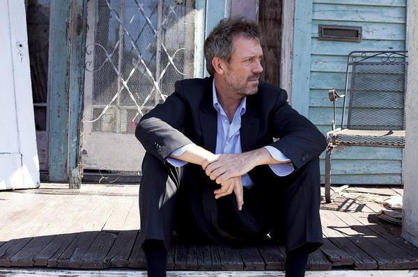 Hugh Laurie on being ready