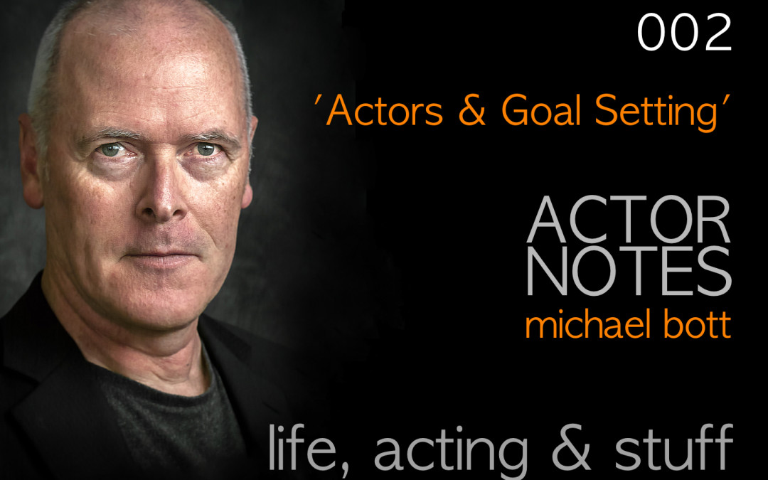 AN-002 | Actors & Goal Setting