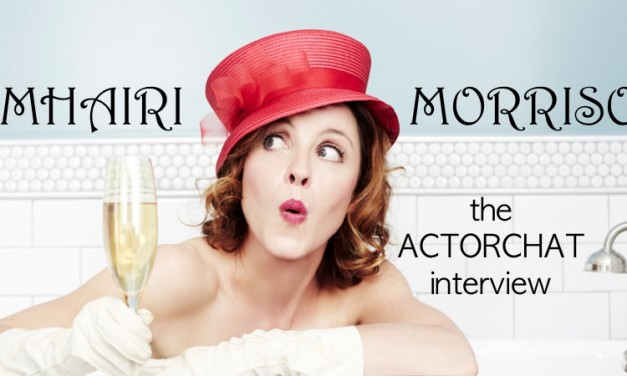AN-008 | Interview with MHAIRI MORRISON, creator of 'Feathers & Toast' comedy web series.